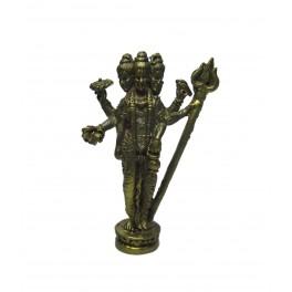 Amulette Hindouiste Trimurti