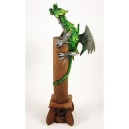 Brule Encens Dragon Volant Vert