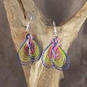 Boucles d'oreilles en Bambou (053)