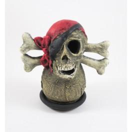 Cône Brûle Encens Tête de Pirate